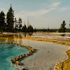 Yellowstone National Park, Wyoming :